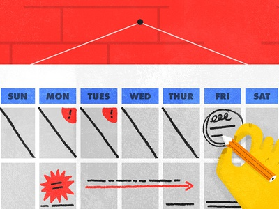 How to Make a Promotional Calendar promos calendar promo calendar sell your art make money get noticed design art creative resources artist shops threadless