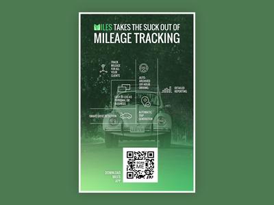Poster Design - Miles