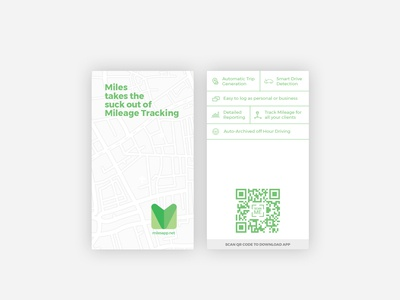 Business Card - Miles