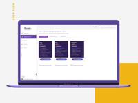 Revealio - Admin Panel Designs
