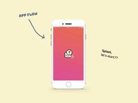 App Design - QSTN app Flow