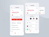 Pekao Banking App Concept
