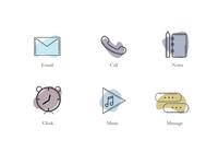General Icons - Design