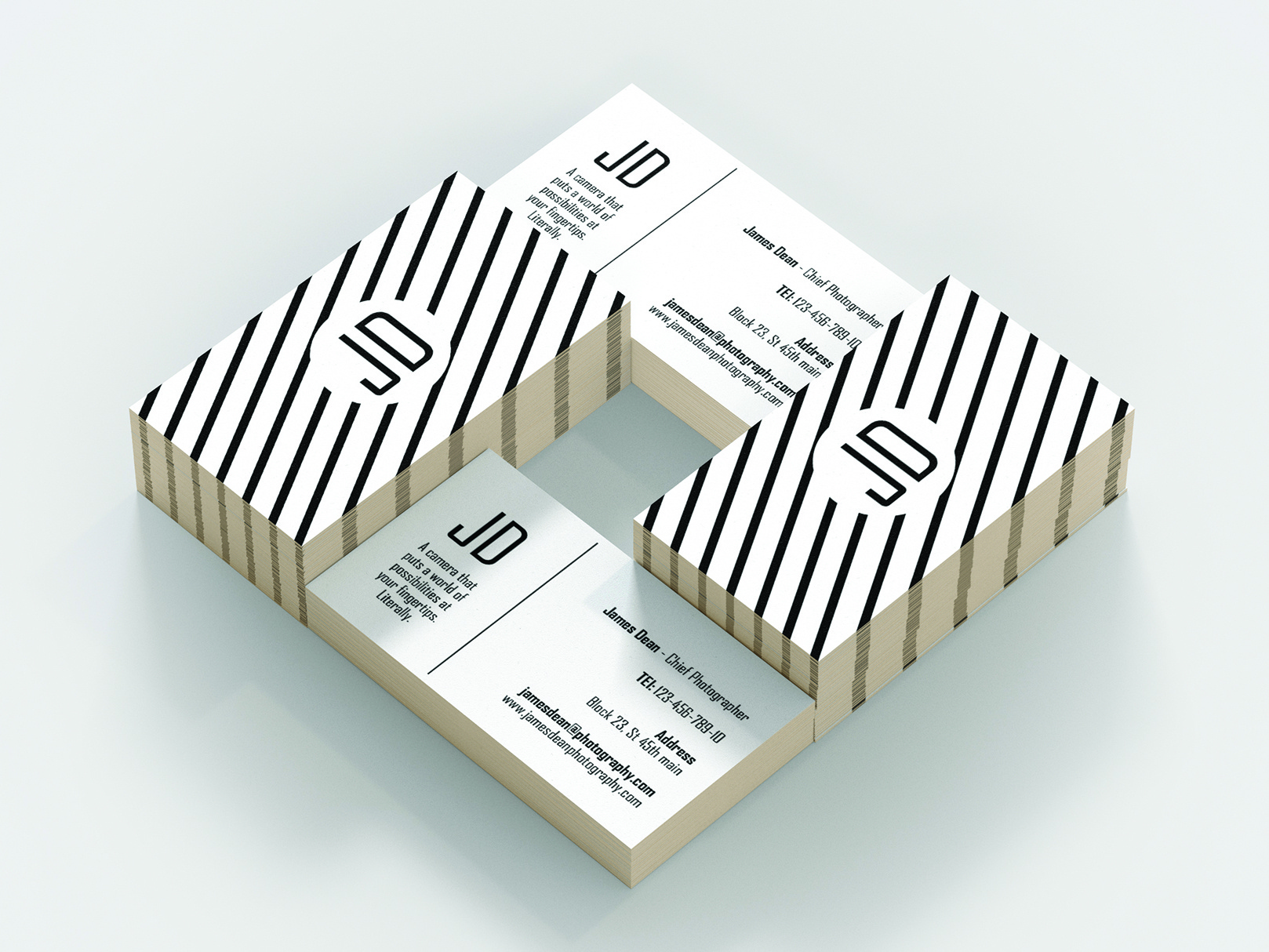 Business card 3 mockup 6
