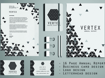 VERTEX Stationary Collection