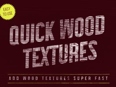 Premium Wood Texture Pack