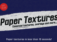 Essential Paper Texture Pack