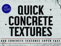 Premium Concrete Texture Pack