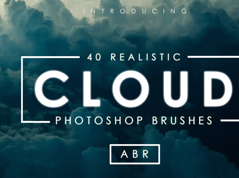 40 Cloud Brushes for Photoshop weather storm brushpen cloud photoshop brush clouds cloud brush cloud graphicdesign brush pen photoshop brush photoshop brushes brush easy to use graphic design design
