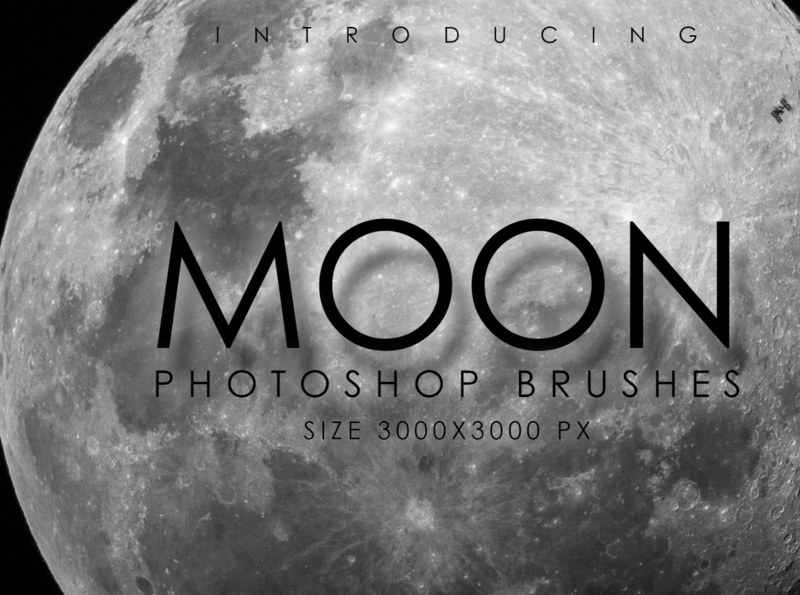 32 Planetary Moon Brushes astronomy planet universe cosmos solar system moons moon brush moon photoshop art concept art art digital art photoshop brushes photoshop brush photoshop brushes brush easy to use graphic design design