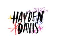 Hayden Davis v2.019