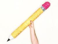 Pencil Piñata