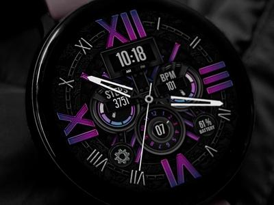 Dream 19 - Watch Face