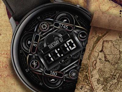 Dream 32 - Watch Face (Galaxy Watch Active)