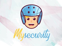 My Security Logo