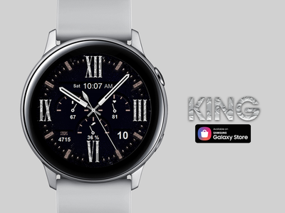 King - Watch Face