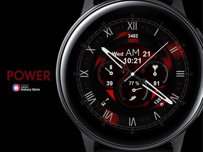 Power - Watch Face