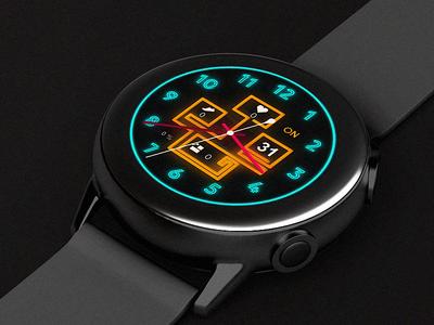 Neon - Watch Face