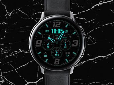 Believe - Watch Face (AOD Mode)