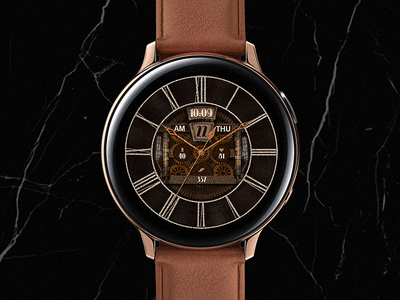 Industry - Watch Face