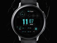 Digital (AOD) - Watch Face