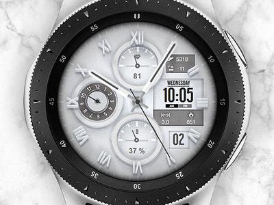 Screen - Watch Face