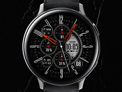 Carbon - Watch Face