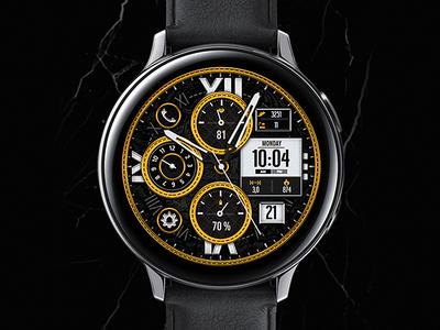 Modern - Watch Face