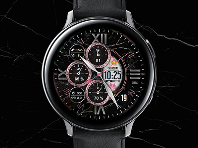Glamour - Watch Face