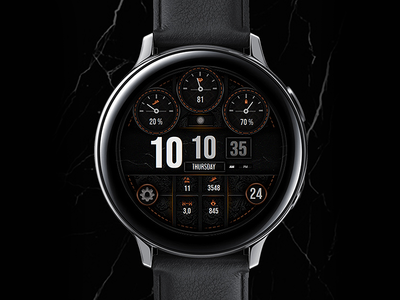 Today - Watch Face