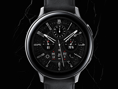 Magneto - Watch Face