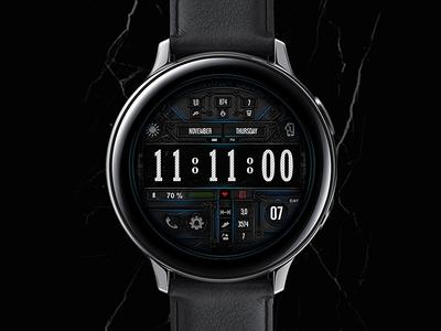 Technology - Watch Face