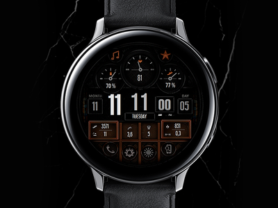 Everything - Watch Face