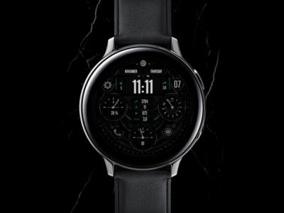 The List -Watch Face