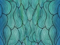 Ocean Flow Pattern