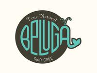 Beluga Skin Care Logo Design