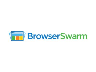 Browser Swarm Logo