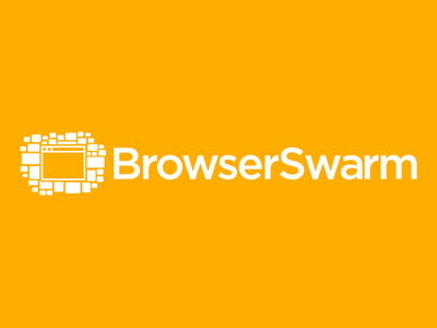 BrowserSwarm one color