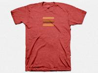 Hamburger Menu Icon T-Shirt
