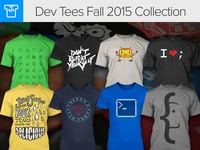 Dev Tees Fall 2015 Collection