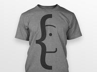 Typeface tee