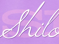Shiloh Birth Announcement