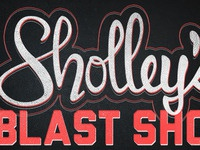 Sholley's Blast Shop revision