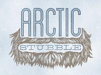Arctic stubble logo