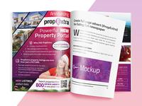 Newspaper Advertising - PropExtra