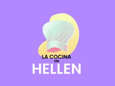 La Cocina de Hellen clean design clean logodesign icon design typography logo branding art illustration