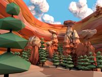 Bryce Canyon Walls