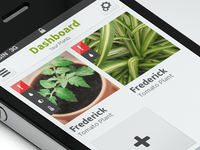 Plant Dashboard