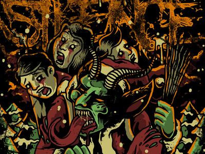 Suicide Silence - Krampus