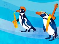 Penguin Concept 2